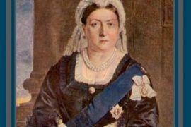 Card (Cath Tate): Queen Victoria