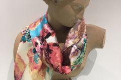 Scarf (Silk): Van Gogh TQP08