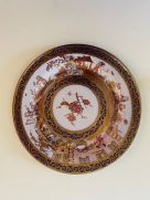 Tin Plate: Royal Collection The Chinese Plate