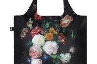 Tote Bag (Loqi): Still Life with Flowers