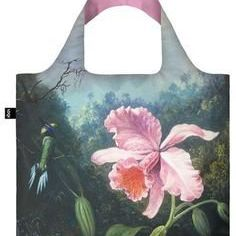 Tote Bag (Loqi): Still Life with Orchid