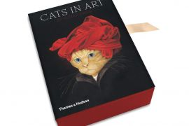 Card Set (Boxed): Cats in Art Notecards