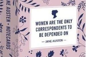 Card Set (Boxed): Jane Austen Notecards