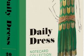 Card Set (Boxed): Daily Dress  Notecards