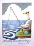 Card (Simon Drew): Fine Line