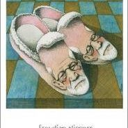 Card (Simon Drew): Freud