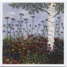 Card (Jo Butcher): Under the Silver Birch