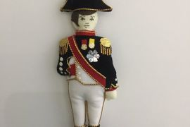 Character Decoration: Napoleon