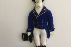 Character Decoration: Mr Darcy