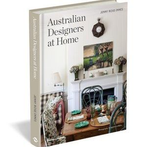 Book: Australian Designers at Home