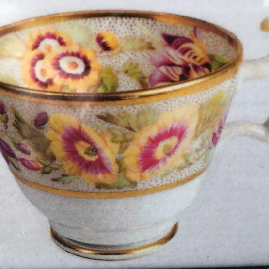 TJC Minton Cup Magnet