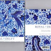 Card Set (Wallet): Royal Delft