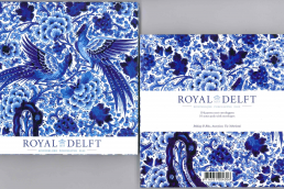Card Set (Wallet): Royal Delft