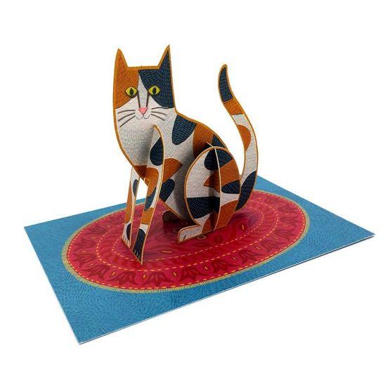 Cards (Alice Melvin): Cat
