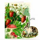 Card (Madame Treacle): Black White Rabbit