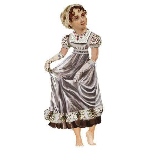 Card (UPG): Jane Austen Quotable Notable Card
