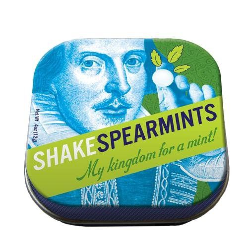 Mints: Shakespearmints