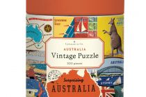 Jigsaw (500 piece puzzle): Australian Collage