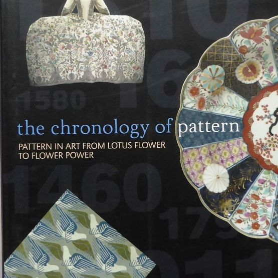 Book: The Chronology of Pattern: Pattern in Art from Lotus Flower to Flower Power