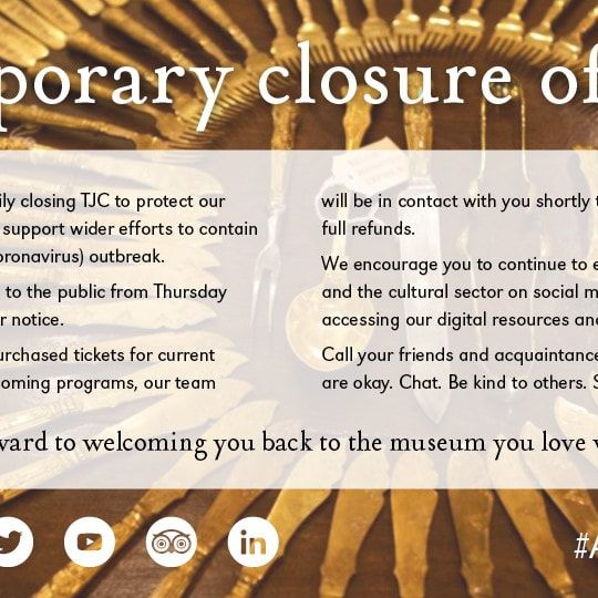 Temporary closure 2