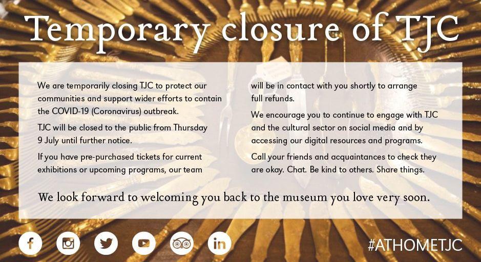 Temporary closure 2