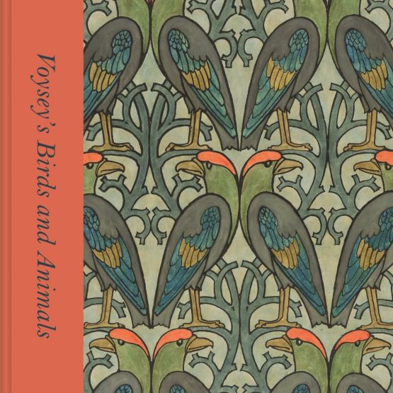 Book: Voysey's Birds and  Animals