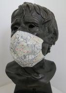 TJC Liberty Face Mask: Woodhaze