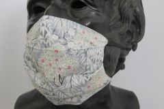 TJC Liberty Face Mask: Woodhaze