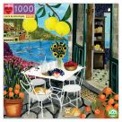 Jigsaw (1000 piece): Cats in Positano