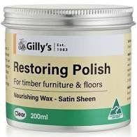 Restoring Polish (clear)