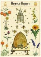 Jigsaw (1000 piece puzzle): Bees & Honey