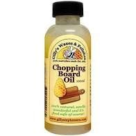 Chopping Board Oil: Citrus & Beeswax
