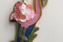 Decoration: Flamingo