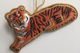 Decoration: Tiger