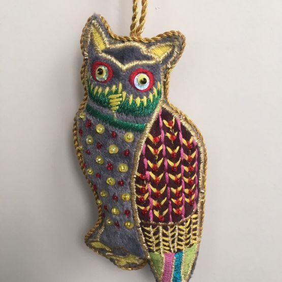 Decoration: Owl