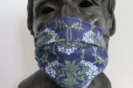 TJC Liberty Face Mask: Nouveau Mayflower