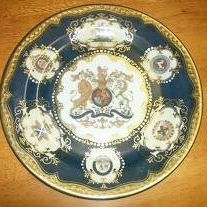 Tin Plate: Royal Collection William IV