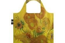 Tote Bag (Loqi): Sunflowers
