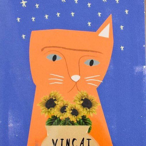 Card (Niaski): Vincat Van Gogh