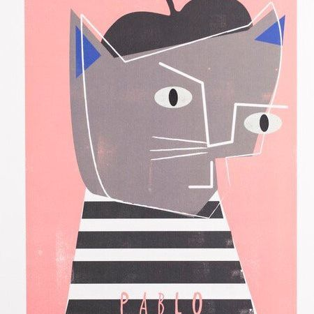 Card (Niaski): Pablo Picatso