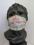 TJC Liberty Face Mask: Pheasant Forest