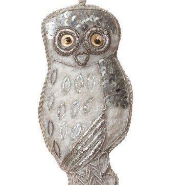 Decoration: Snow Owl