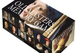 Old Masters Memory Game