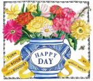Book: Happy Day (Bouquet in a Book)