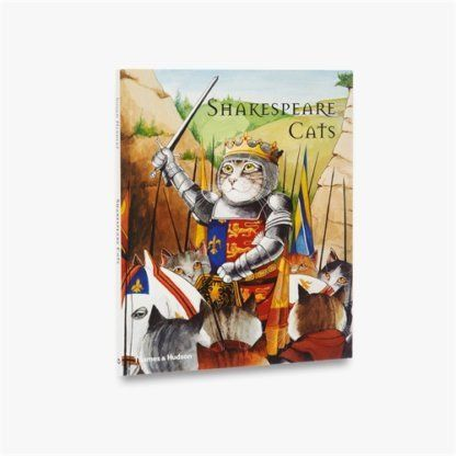 Book: Shakespeare Cats