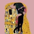 Card (Niaski): Gustav Klimt