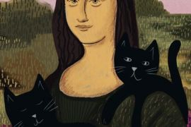 Card (Niaski): Meowna Lisa