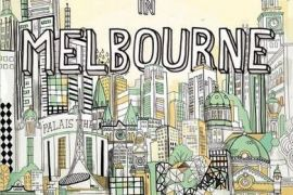 Book: All the Buildings in Melbourne: ...that I've Drawn so Far
