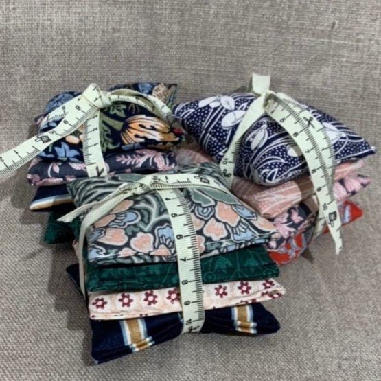 Drawer Sachet / Eye Pillow: Liberty/Morris & Co Fabrics (Assorted)