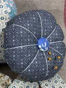 Pin Cushion: Liberty Print Pumpkin